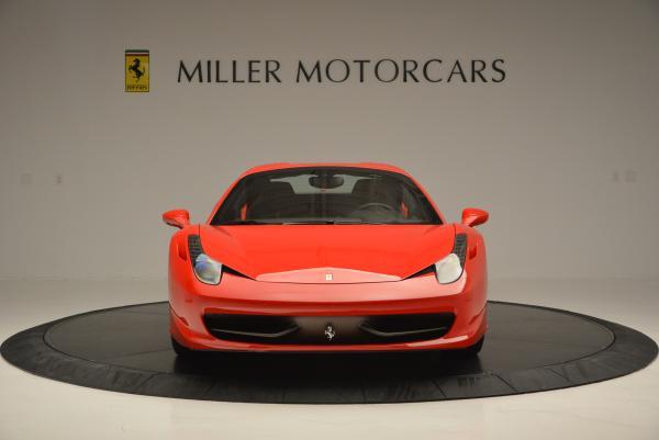 Used 2015 Ferrari 458 Spider for sale Sold at Alfa Romeo of Greenwich in Greenwich CT 06830 24