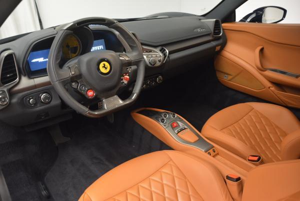 Used 2010 Ferrari 458 Italia for sale Sold at Alfa Romeo of Greenwich in Greenwich CT 06830 13