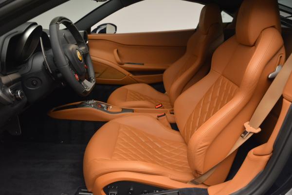 Used 2010 Ferrari 458 Italia for sale Sold at Alfa Romeo of Greenwich in Greenwich CT 06830 14