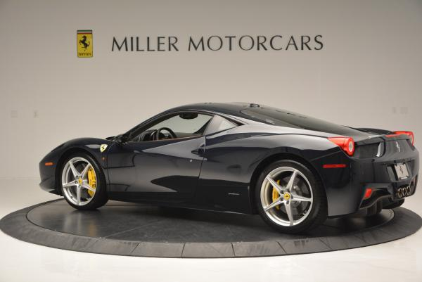 Used 2010 Ferrari 458 Italia for sale Sold at Alfa Romeo of Greenwich in Greenwich CT 06830 4