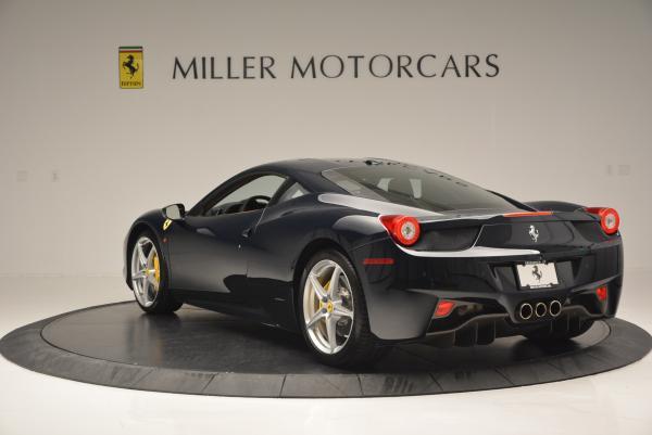 Used 2010 Ferrari 458 Italia for sale Sold at Alfa Romeo of Greenwich in Greenwich CT 06830 5