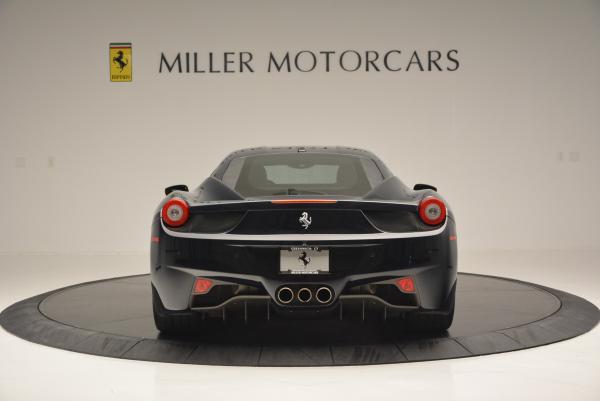 Used 2010 Ferrari 458 Italia for sale Sold at Alfa Romeo of Greenwich in Greenwich CT 06830 6