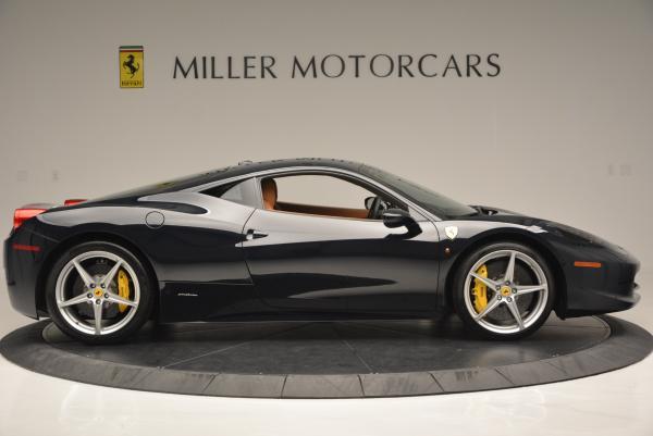 Used 2010 Ferrari 458 Italia for sale Sold at Alfa Romeo of Greenwich in Greenwich CT 06830 9