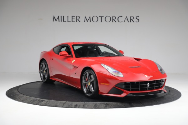 Used 2015 Ferrari F12 Berlinetta for sale Sold at Alfa Romeo of Greenwich in Greenwich CT 06830 10