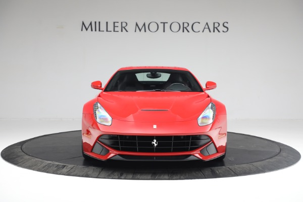 Used 2015 Ferrari F12 Berlinetta for sale Sold at Alfa Romeo of Greenwich in Greenwich CT 06830 11