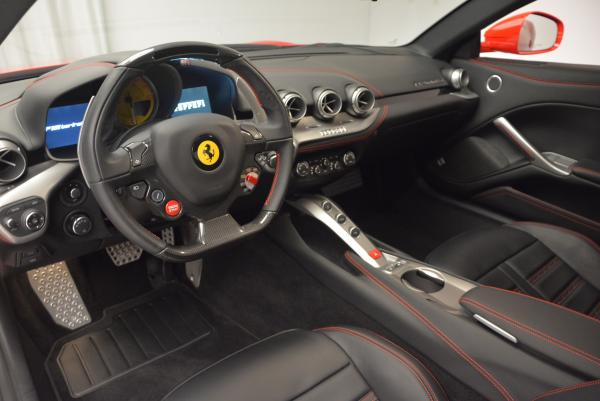 Used 2015 Ferrari F12 Berlinetta for sale Sold at Alfa Romeo of Greenwich in Greenwich CT 06830 12