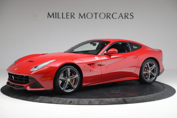 Used 2015 Ferrari F12 Berlinetta for sale Sold at Alfa Romeo of Greenwich in Greenwich CT 06830 2