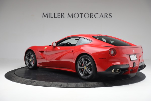Used 2015 Ferrari F12 Berlinetta for sale Sold at Alfa Romeo of Greenwich in Greenwich CT 06830 3