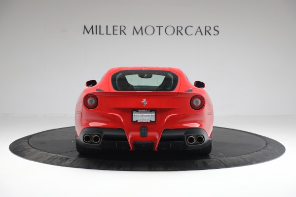 Used 2015 Ferrari F12 Berlinetta for sale Sold at Alfa Romeo of Greenwich in Greenwich CT 06830 5