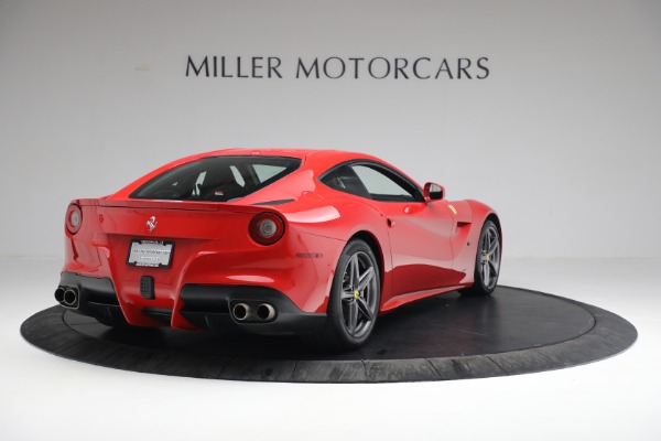 Used 2015 Ferrari F12 Berlinetta for sale Sold at Alfa Romeo of Greenwich in Greenwich CT 06830 6