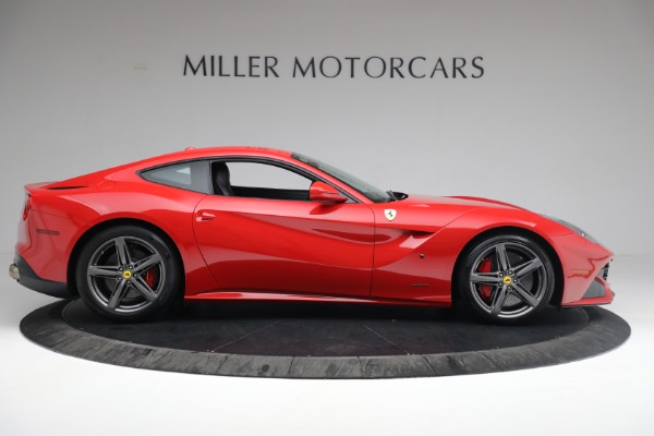Used 2015 Ferrari F12 Berlinetta for sale Sold at Alfa Romeo of Greenwich in Greenwich CT 06830 8