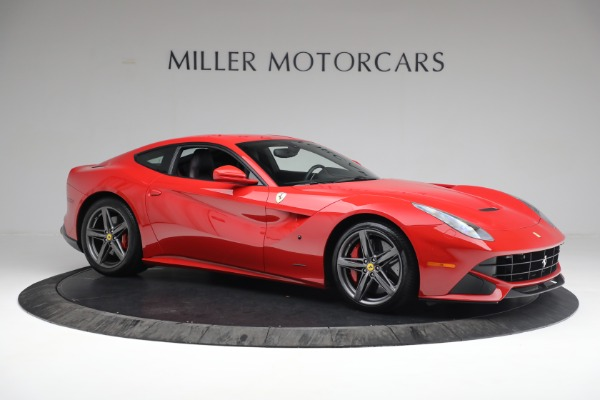 Used 2015 Ferrari F12 Berlinetta for sale Sold at Alfa Romeo of Greenwich in Greenwich CT 06830 9