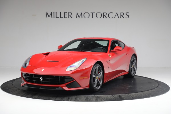 Used 2015 Ferrari F12 Berlinetta for sale Sold at Alfa Romeo of Greenwich in Greenwich CT 06830 1