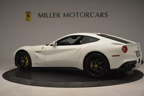 Used 2015 Ferrari F12 Berlinetta for sale $249,900 at Alfa Romeo of Greenwich in Greenwich CT 06830 4