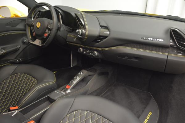Used 2016 Ferrari 488 GTB for sale Sold at Alfa Romeo of Greenwich in Greenwich CT 06830 17