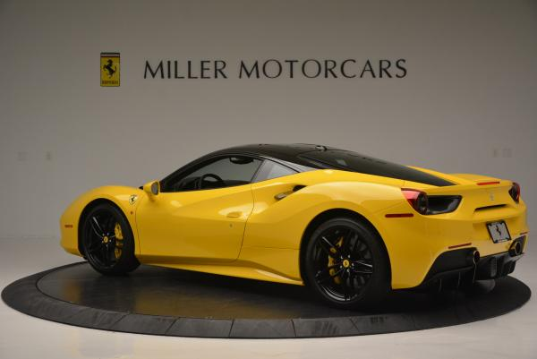 Used 2016 Ferrari 488 GTB for sale Sold at Alfa Romeo of Greenwich in Greenwich CT 06830 4
