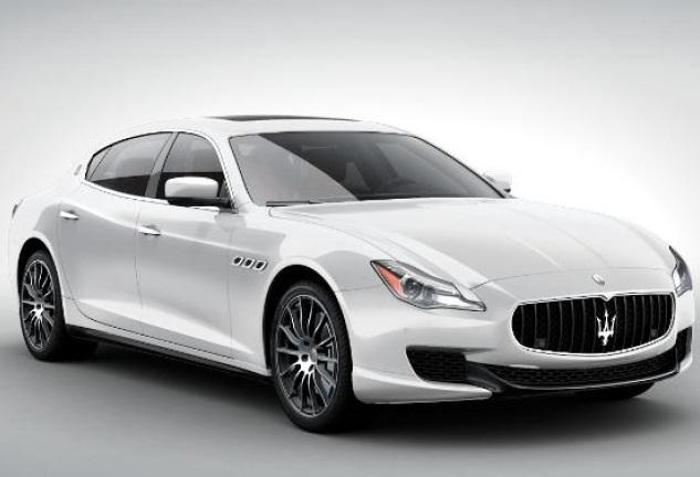 New 2016 Maserati Quattroporte S Q4 for sale Sold at Alfa Romeo of Greenwich in Greenwich CT 06830 1