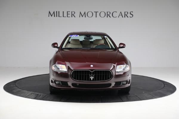 Used 2011 Maserati Quattroporte for sale $37,900 at Alfa Romeo of Greenwich in Greenwich CT 06830 13