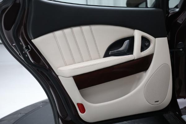 Used 2011 Maserati Quattroporte for sale $37,900 at Alfa Romeo of Greenwich in Greenwich CT 06830 21