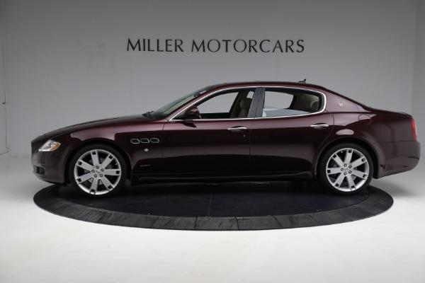 Used 2011 Maserati Quattroporte for sale Sold at Alfa Romeo of Greenwich in Greenwich CT 06830 4