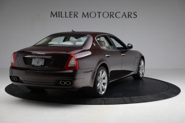 Used 2011 Maserati Quattroporte for sale Sold at Alfa Romeo of Greenwich in Greenwich CT 06830 8