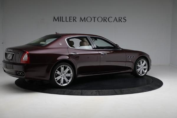 Used 2011 Maserati Quattroporte for sale Sold at Alfa Romeo of Greenwich in Greenwich CT 06830 9