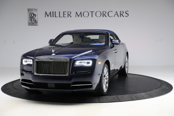 Used 2016 Rolls-Royce Dawn for sale $243,900 at Alfa Romeo of Greenwich in Greenwich CT 06830 14