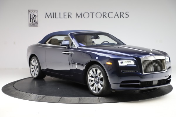 Used 2016 Rolls-Royce Dawn for sale $243,900 at Alfa Romeo of Greenwich in Greenwich CT 06830 24
