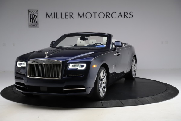 Used 2016 Rolls-Royce Dawn for sale $243,900 at Alfa Romeo of Greenwich in Greenwich CT 06830 1