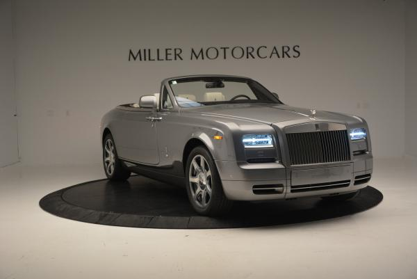 Used 2015 Rolls-Royce Phantom Drophead Coupe for sale Sold at Alfa Romeo of Greenwich in Greenwich CT 06830 11