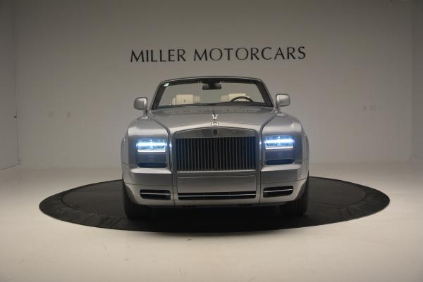 Used 2015 Rolls-Royce Phantom Drophead Coupe for sale Sold at Alfa Romeo of Greenwich in Greenwich CT 06830 12