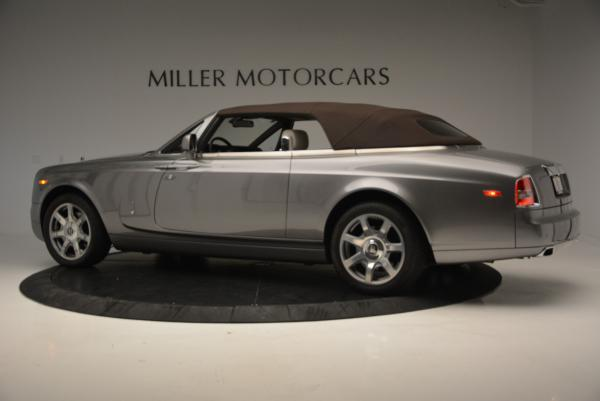 Used 2015 Rolls-Royce Phantom Drophead Coupe for sale Sold at Alfa Romeo of Greenwich in Greenwich CT 06830 17