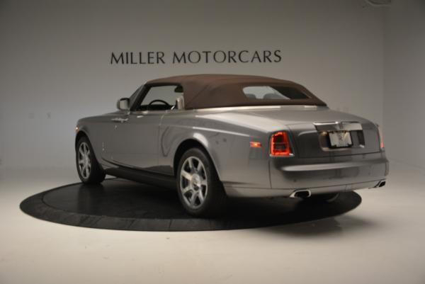 Used 2015 Rolls-Royce Phantom Drophead Coupe for sale Sold at Alfa Romeo of Greenwich in Greenwich CT 06830 18
