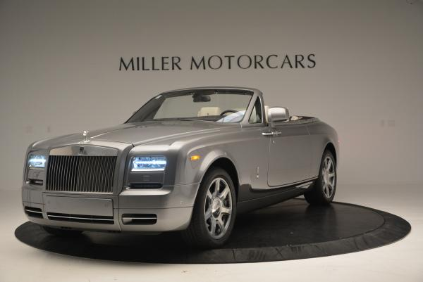 Used 2015 Rolls-Royce Phantom Drophead Coupe for sale Sold at Alfa Romeo of Greenwich in Greenwich CT 06830 2