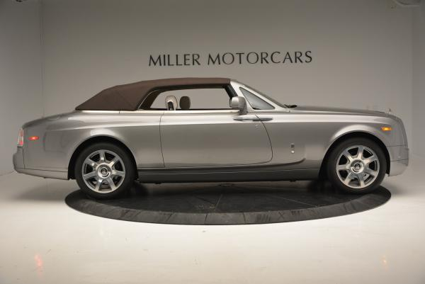 Used 2015 Rolls-Royce Phantom Drophead Coupe for sale Sold at Alfa Romeo of Greenwich in Greenwich CT 06830 22