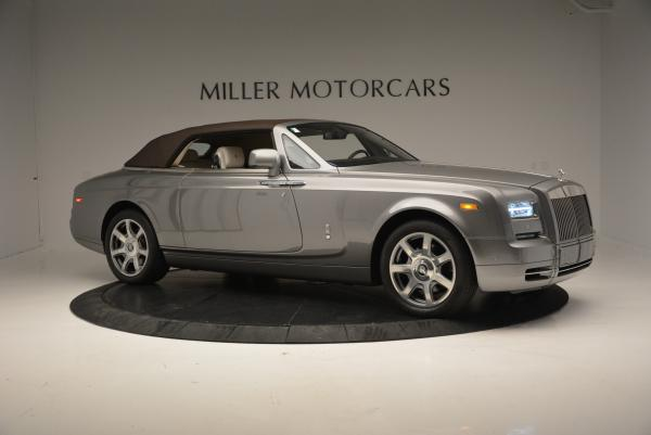 Used 2015 Rolls-Royce Phantom Drophead Coupe for sale Sold at Alfa Romeo of Greenwich in Greenwich CT 06830 23