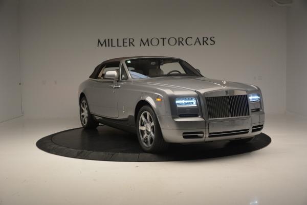 Used 2015 Rolls-Royce Phantom Drophead Coupe for sale Sold at Alfa Romeo of Greenwich in Greenwich CT 06830 24