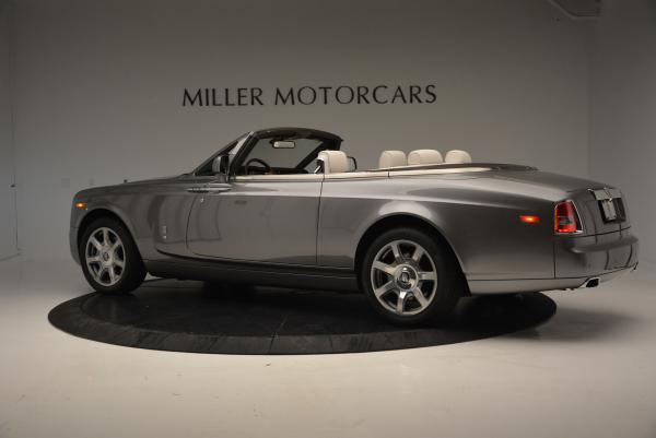 Used 2015 Rolls-Royce Phantom Drophead Coupe for sale Sold at Alfa Romeo of Greenwich in Greenwich CT 06830 4