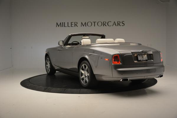 Used 2015 Rolls-Royce Phantom Drophead Coupe for sale Sold at Alfa Romeo of Greenwich in Greenwich CT 06830 5