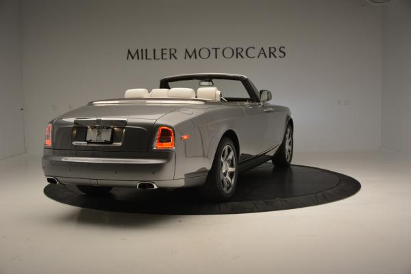 Used 2015 Rolls-Royce Phantom Drophead Coupe for sale Sold at Alfa Romeo of Greenwich in Greenwich CT 06830 7