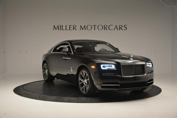 Used 2017 Rolls-Royce Wraith for sale Sold at Alfa Romeo of Greenwich in Greenwich CT 06830 10