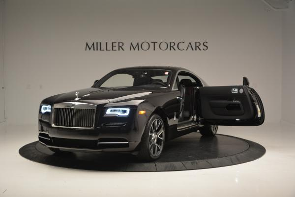 Used 2017 Rolls-Royce Wraith for sale Sold at Alfa Romeo of Greenwich in Greenwich CT 06830 12