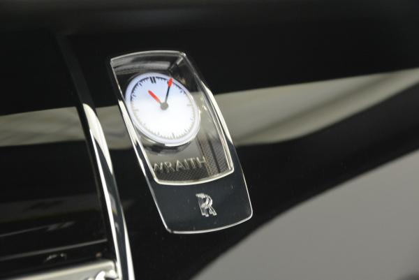 Used 2017 Rolls-Royce Wraith for sale Sold at Alfa Romeo of Greenwich in Greenwich CT 06830 21