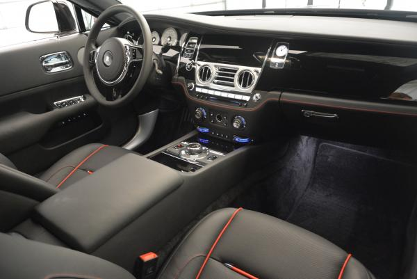 Used 2017 Rolls-Royce Wraith for sale Sold at Alfa Romeo of Greenwich in Greenwich CT 06830 26