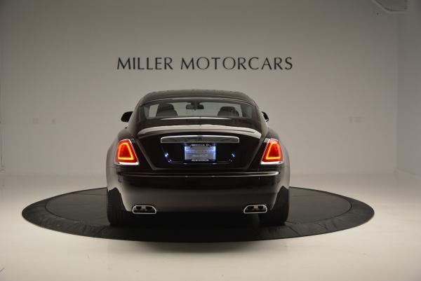 Used 2017 Rolls-Royce Wraith for sale Sold at Alfa Romeo of Greenwich in Greenwich CT 06830 5