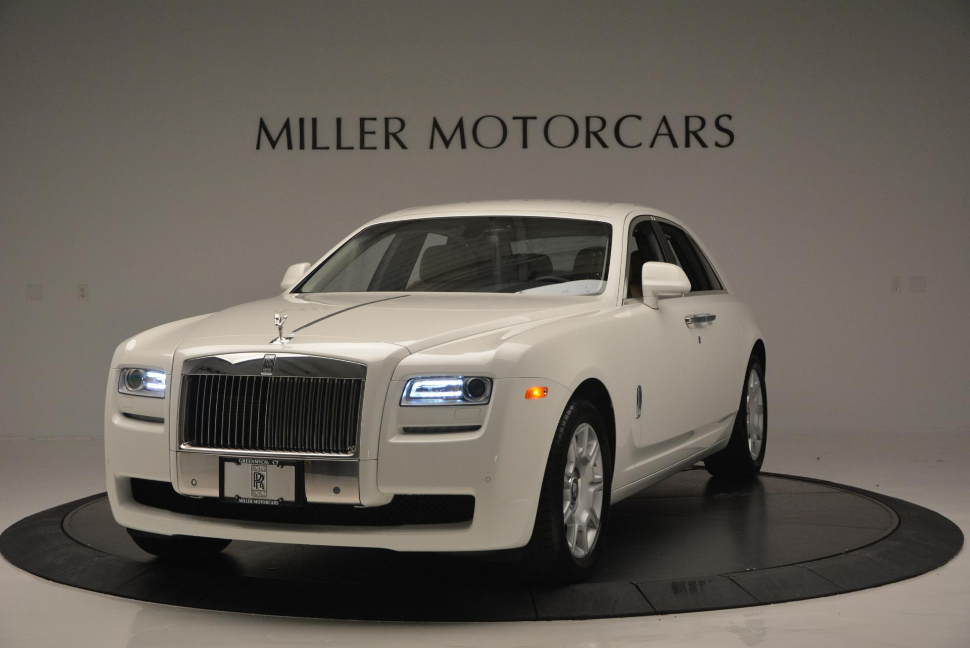 Used 2013 Rolls-Royce Ghost for sale Sold at Alfa Romeo of Greenwich in Greenwich CT 06830 1
