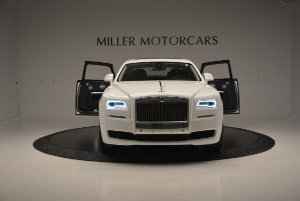 Used 2017 Rolls-Royce Ghost for sale Sold at Alfa Romeo of Greenwich in Greenwich CT 06830 13