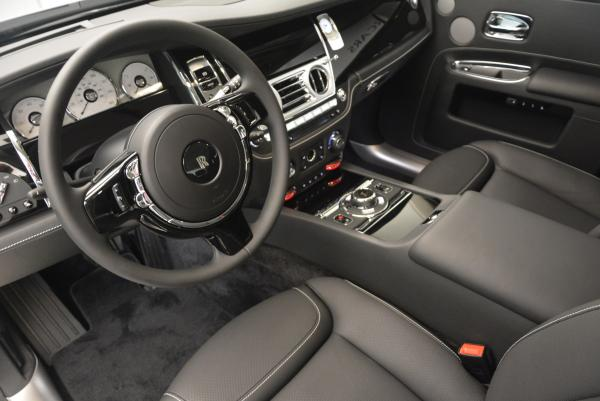 Used 2017 Rolls-Royce Ghost for sale Sold at Alfa Romeo of Greenwich in Greenwich CT 06830 19