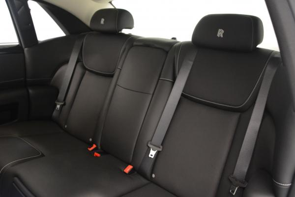 Used 2017 Rolls-Royce Ghost for sale Sold at Alfa Romeo of Greenwich in Greenwich CT 06830 27