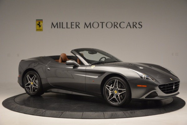 Used 2015 Ferrari California T for sale Sold at Alfa Romeo of Greenwich in Greenwich CT 06830 10